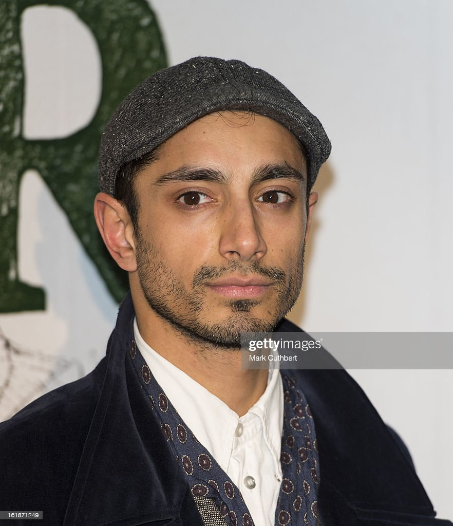 Riz Ahmed attends a special screening of Stoker at Curzon Soho on February 17, 2013 in London, England.
