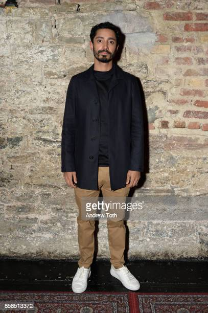 Riz Ahmed attends The 2017 New Yorker Festival at Gramercy Theatre on October 6 2017 in New York City