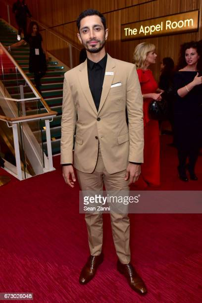 Riz Ahmed attends the 2017 TIME 100 Gala at Jazz at Lincoln Center on April 25 2017 in New York City