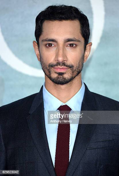 Riz Ahmed attends the launch event for 'Rogue One A Star Wars Story' at Tate Modern on December 13 2016 in London England