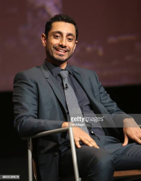 Riz Ahmed speaks onstage during HBO's 'The Night of' FYC on April 6 2017 in Los Angeles California