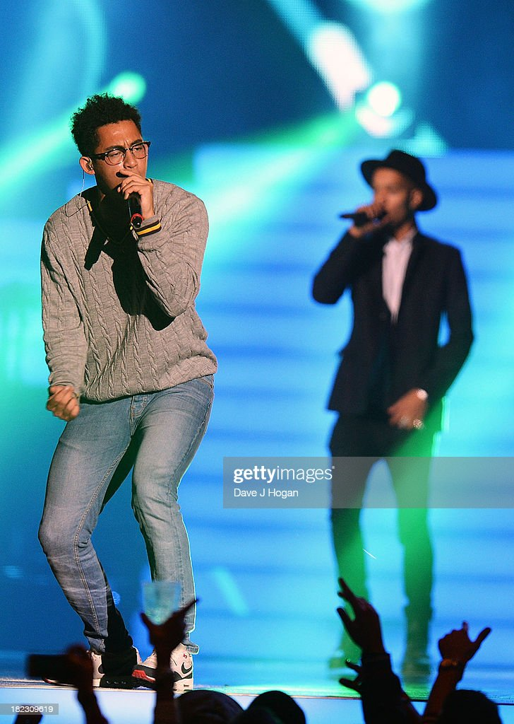 A Concert For Stephen Lawrence' in aid of The Stephen Lawrence Charitable Trust at the O2 Arena on September 29, 2013 in London, England.