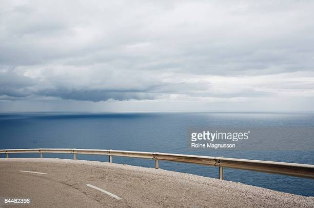 Road and sea