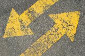Road arrows