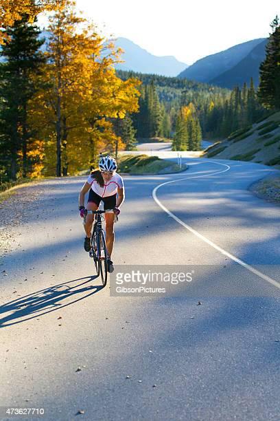 Road Bike-Mädchen