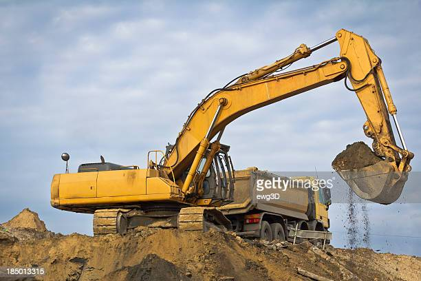 Travaux de construction Machinery