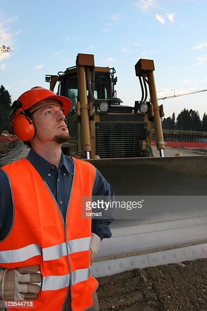 Spécialiste de la construction des routes