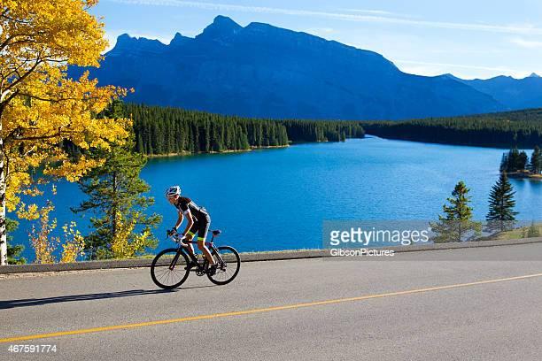 Road Cyclist Girl