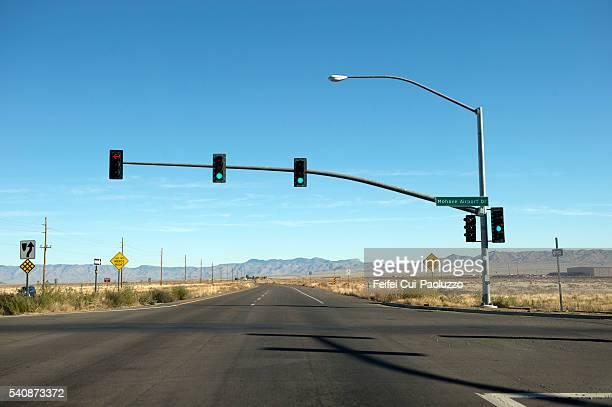 Road of Kingman Arizona United States