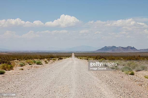 Road off Nevada State Highway 160, USA