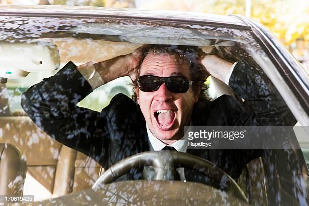 Road terror