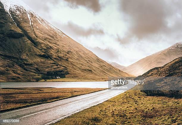Road Through Glencoe