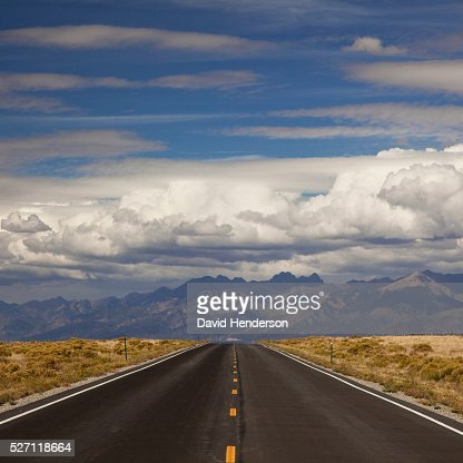Road to Great Sand Dunes : Stock Photo