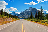 Road to Paradise ,  Icefields Parkway