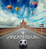 Road to Russia.
