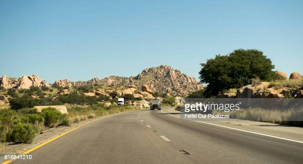 Road to Seligman, Arizona, USA