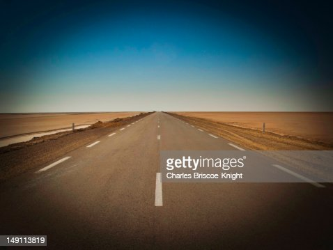 Road to where? : Stock Photo