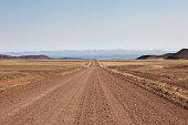 Road towards Damaraland