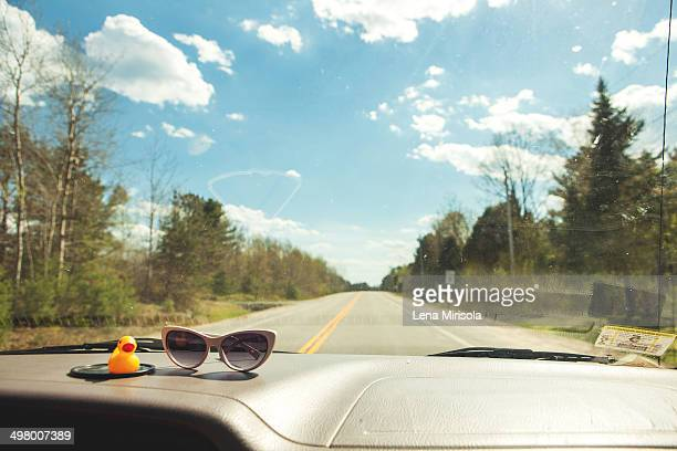 Road trip dashboard