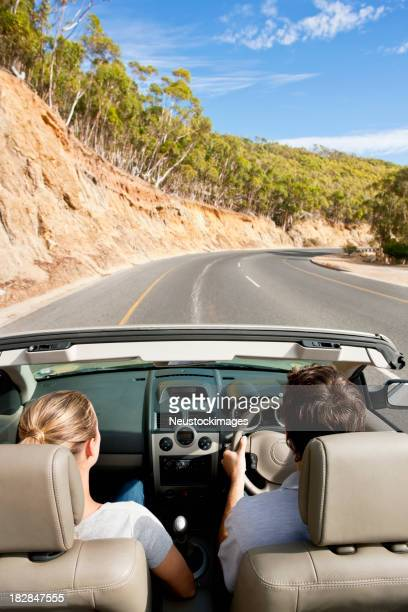 Road Trip in a Convertible
