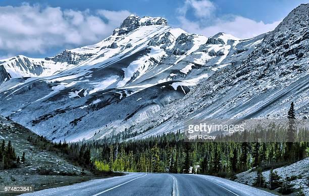 Road trip in Alberta