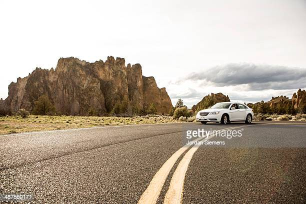 Road trip in Oregon.