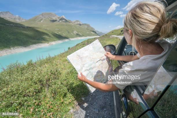 Road trip in Switzerland