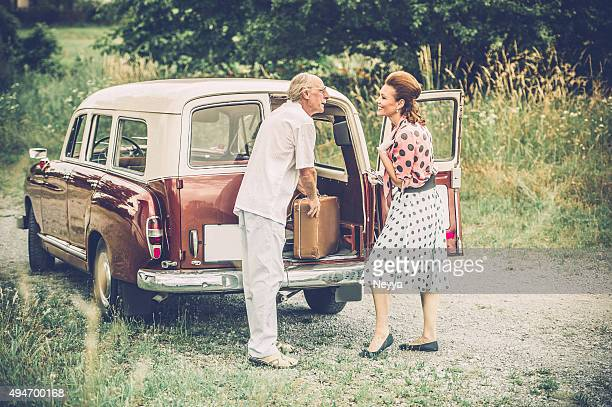 Viaggio con Oldtimer