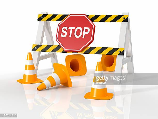 STOP Roadblock