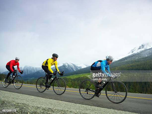 Road-cycling group