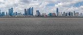 Roads, roads, and city skylines