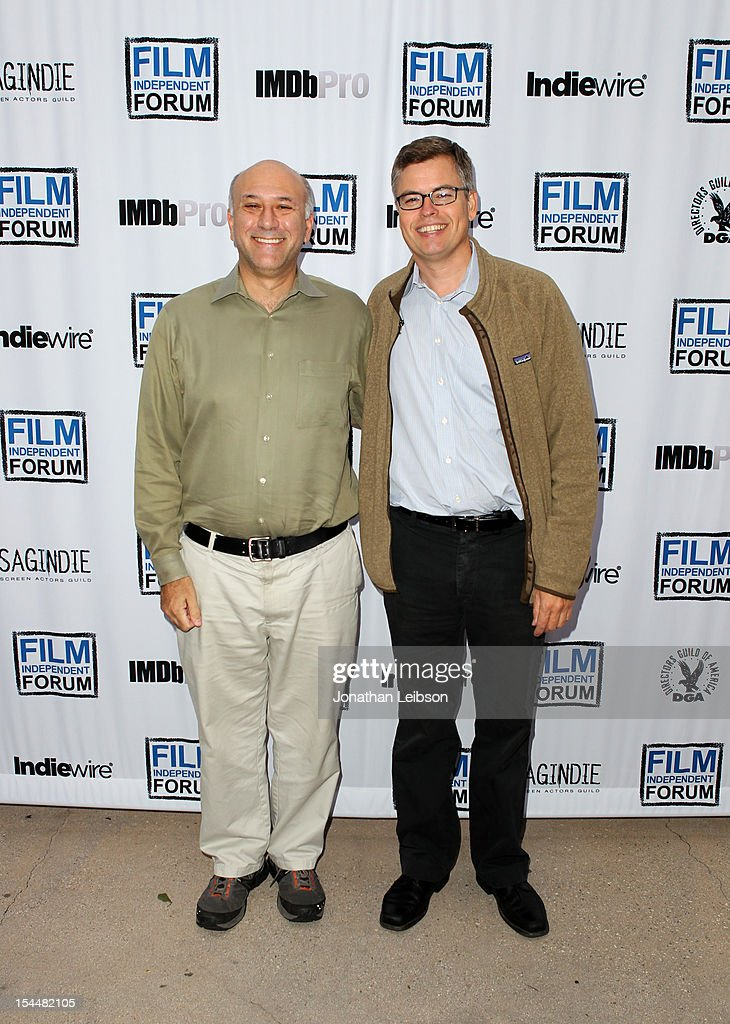 Roadside Attractions Co-Presidents Howard Cohen and Eric d'Arbeloff attend the Film Independent Film Forum at Directors Guild of America on October 20, 2012 in Los Angeles, California.
