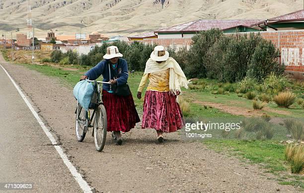 Roadside, Bolivia