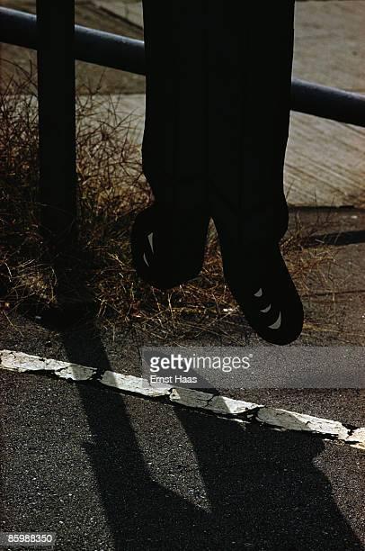 A roadside sign circa 1975