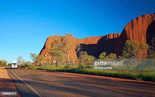 Roadtrip To Uluru