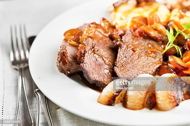 Rosbif de bœuf