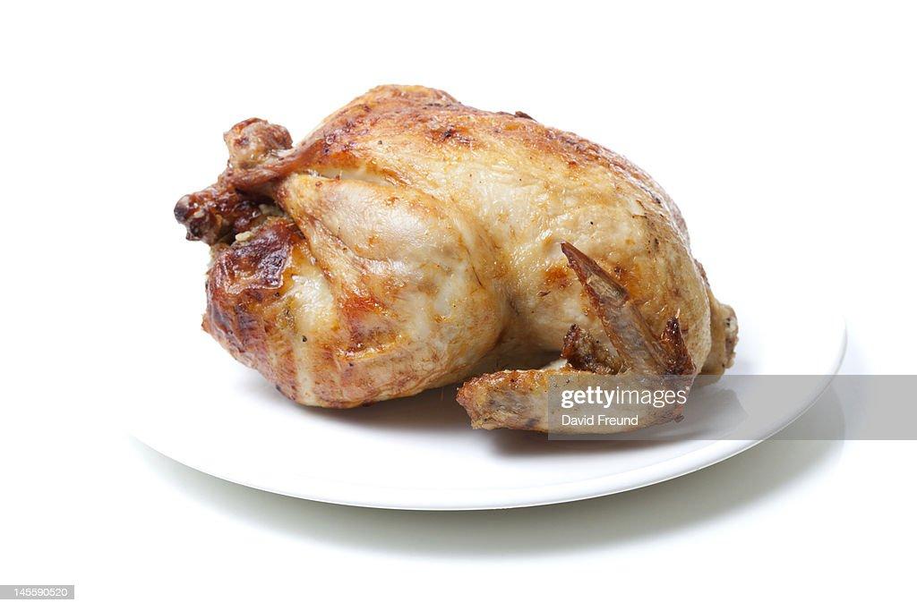 Roast Chicken : Stock Photo