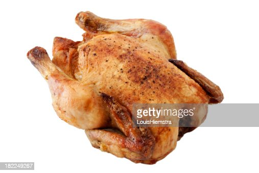 Roast Chicken Stock Photo | Getty Images