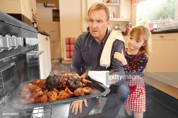 roast dinner fail
