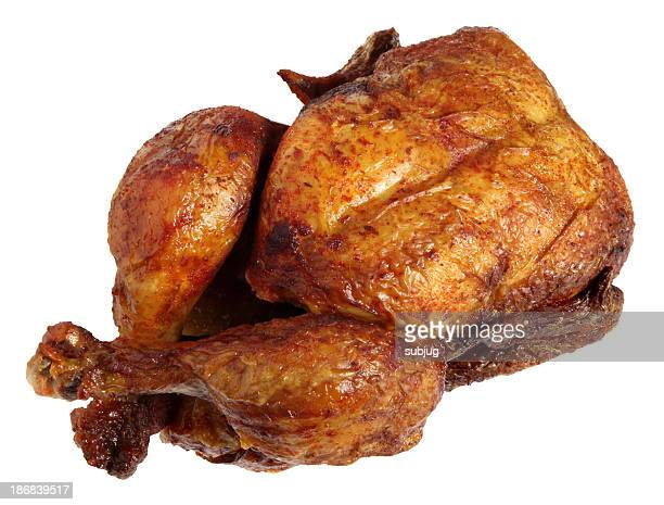 Roasted barbecue chicken