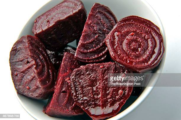 Roasted beets with anise Cinnamon and orange juice