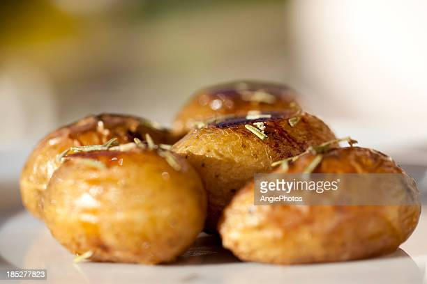 Gegrillten Rosmarin-Kartoffeln