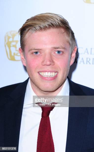 Rob Beckett attending the British Academy Games Awards at Tobacco Dock London