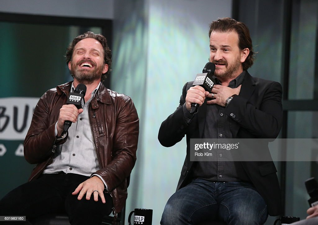 Rob Benedict and Richard Speight, Jr.