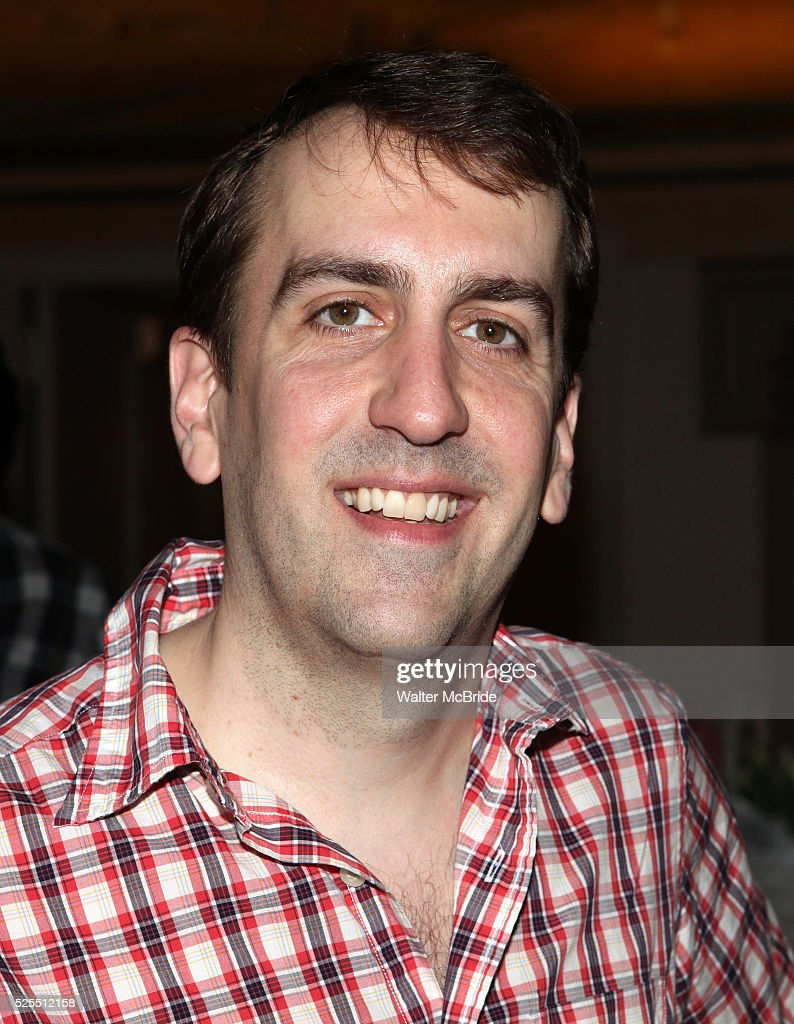 Rob Berman attending the reception for the final performance of the ...