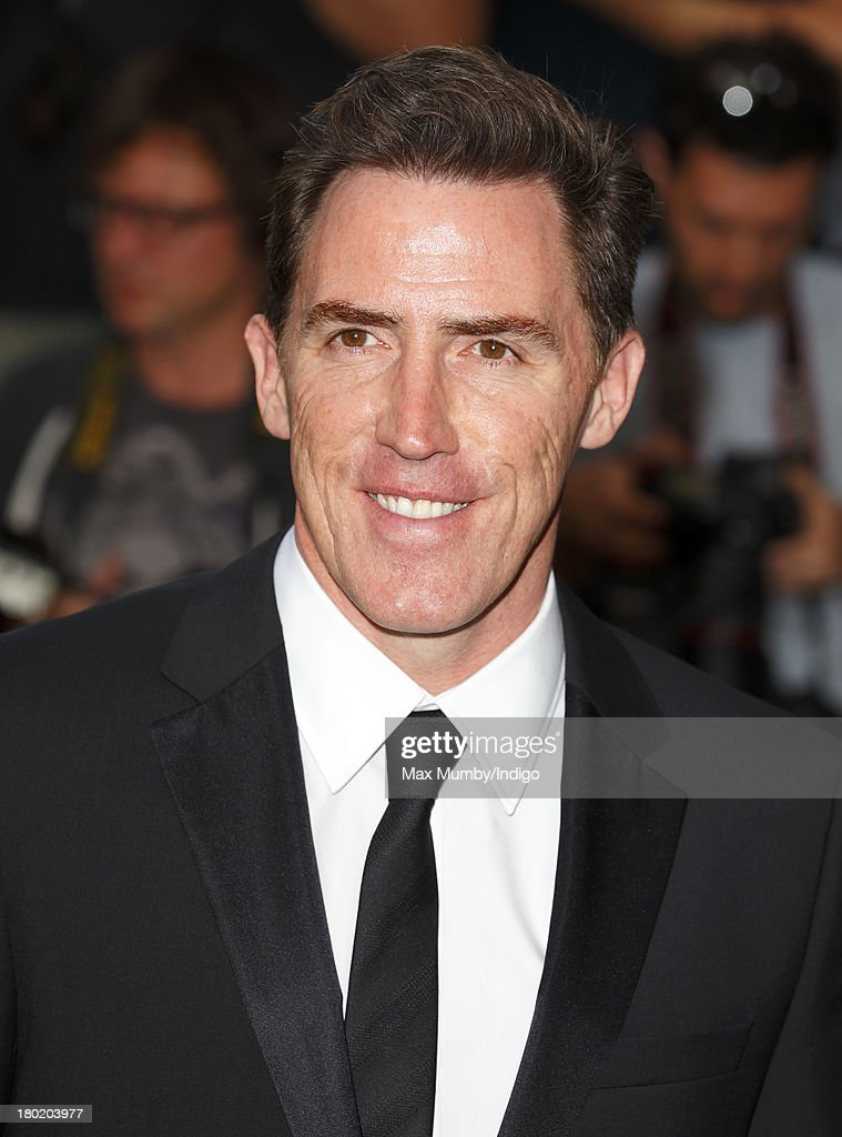 Rob Brydon attends the GQ Men of the Year awards at The Royal Opera House on September 3, 2013 in London, England.