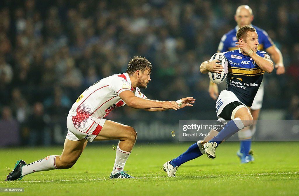 Leeds Rhinos v St Helens - First Utility Super League Semi Final