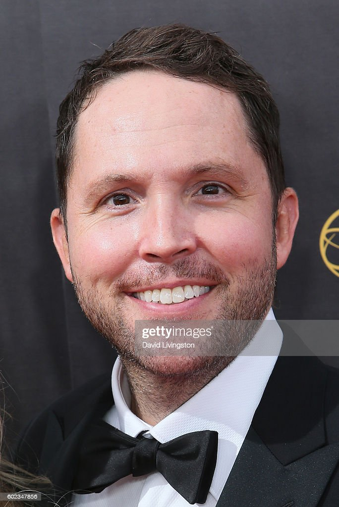 Rob Crabbe attends the 2016 Creative Arts Emmy Awards Day 1 at the Microsoft Theater on September 10, 2016 in Los Angeles, California.