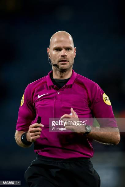 Rob Dieperink during the Dutch Eredivisie match between sc Heerenveen and VVV Venlo at Abe Lenstra Stadium on December 09 2017 in Heerenveen The...