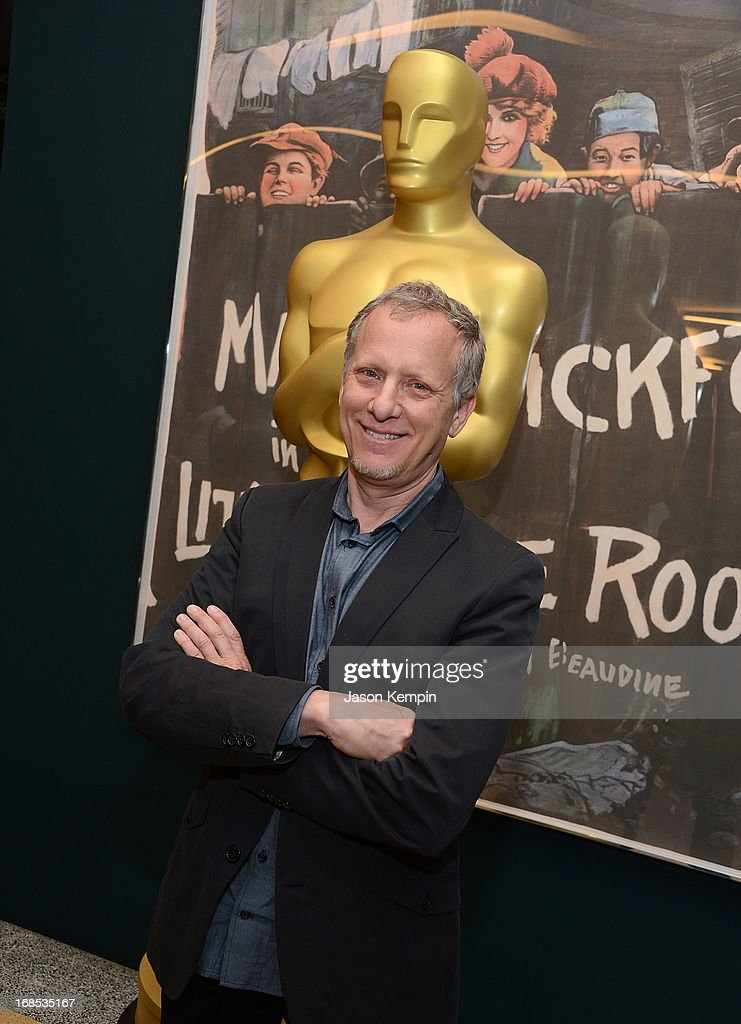 Rob Epstein attends The Academy Of Motion Picture Arts And Sciences' Premiere Of 'Portrait Of Jason' at Linwood Dunn Theater at the Pickford Center for Motion Study on May 10, 2013 in Hollywood, California.
